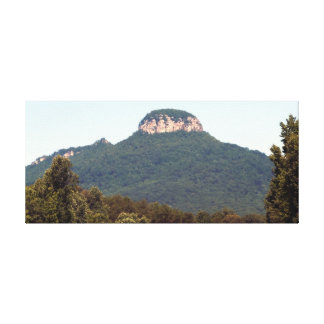 Pilot Mountain Gallery Wrapped Canvas