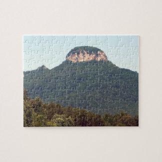 Pilot Mountain Jigsaw Puzzle