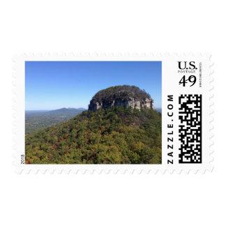 Pilot Mountain, NC Stamp