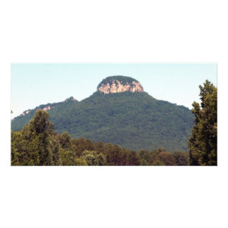 Pilot Mountain Photo Greeting Card