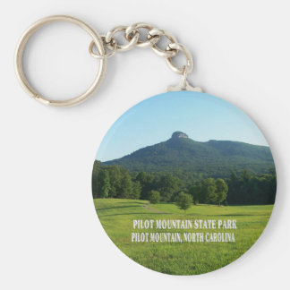 PILOT MOUNTAIN STATE PARK-KEYCHAIN