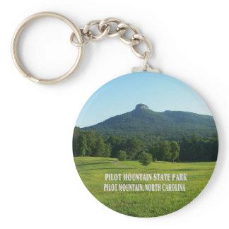 PILOT MOUNTAIN STATE PARK-KEYCHAIN KEYCHAIN
