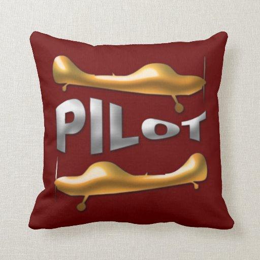 Pilot Pillow