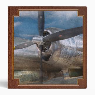 Pilot - Plane - The B-29 Superfortress Vinyl Binder