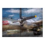 Pilot - Plane - The B-29 Superfortress Custom Invites