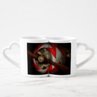 Pilot - Prop - Built for speed Coffee Mug Set