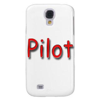 Pilot red samsung galaxy s4 case