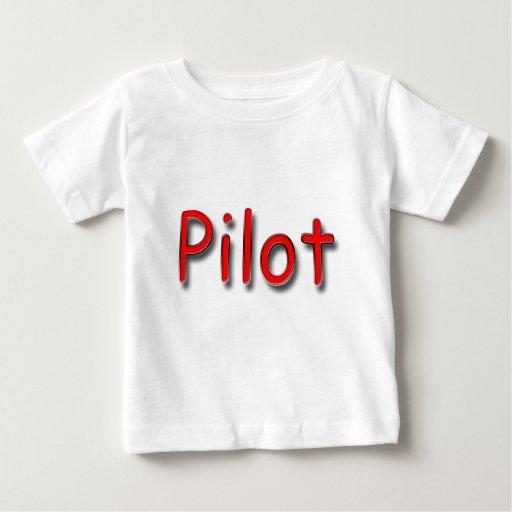 Pilot red shirts