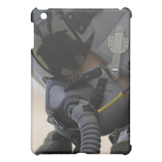 Pilot sits in his A-10 Thunderbolt II Case For The iPad Mini