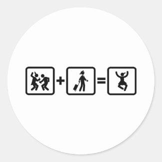 Pilot Stickers