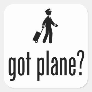 Pilot Sticker