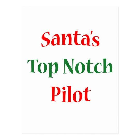 Pilot Top Notch Postcard