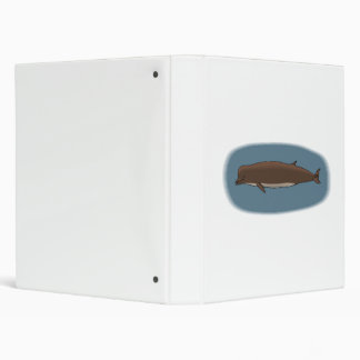 Pilot Whale 3 Ring Binders