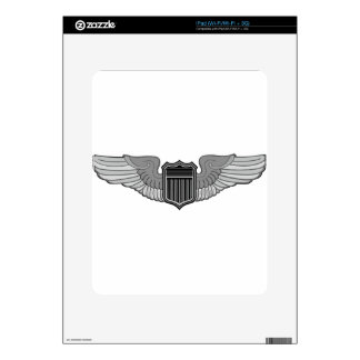 PILOT WINGS DECALS FOR THE iPad