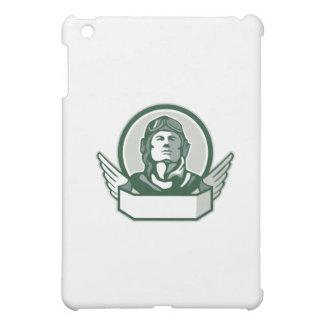Pilot World War One Circle Retro iPad Mini Case