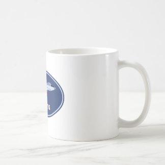 Piloten Ausbildungsabzeichen auf MIG 29 UB Trainer Coffee Mug