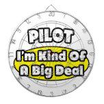 Piloto = clase de una gran cosa tablero de dardos