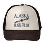 Piloto de Alaska Bush Gorras De Camionero