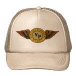 Piloto de los aviones del vintage gorros