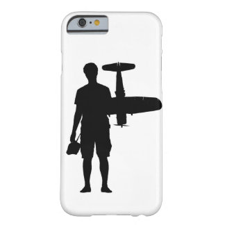 Piloto de RC Funda Barely There iPhone 6