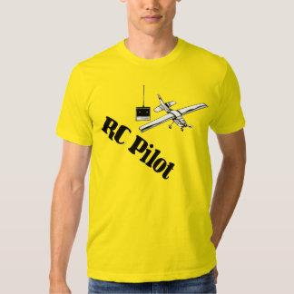 Piloto de RC Remera