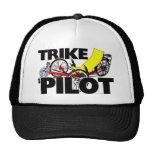Piloto de Trike Gorra