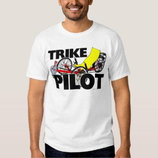 Piloto de Trike Polera