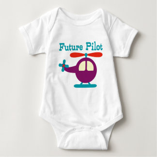 Piloto futuro body para bebé