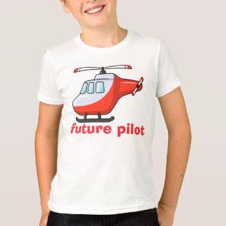 Piloto futuro playera