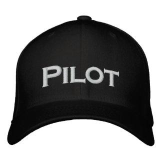 Piloto Gorras Bordadas