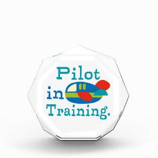 Piloto personalizado en el entrenamiento