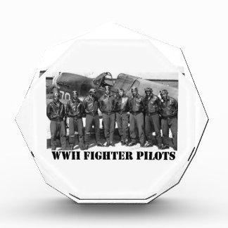 PILOTOS DE CAZA DE WWII