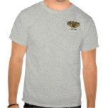 Pilotos de caza nunca abandonados (de color claro) camiseta