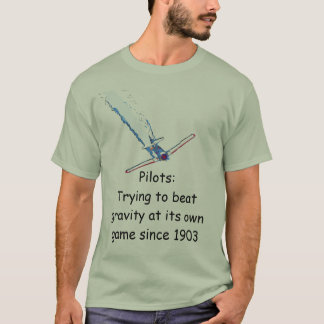 Pilotos: El intentar batir gravedad en su propio Playera
