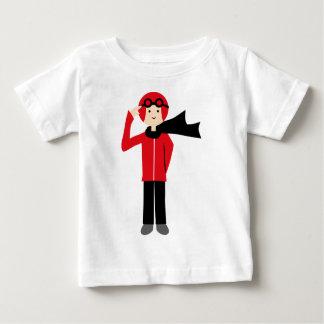 PilotRed7 Baby T-Shirt