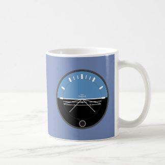 Pilots Attitude Indicator Mug
