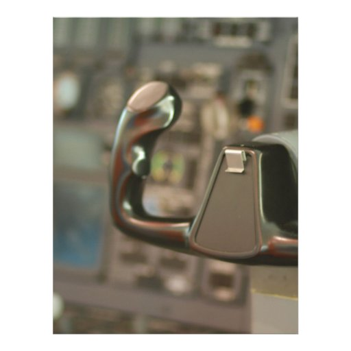 Pilots Custom Letterhead