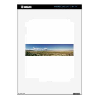 Pilot's Peak Panorama 1 iPad 3 Skins