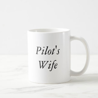 Pilot's Wife Coffee Mug