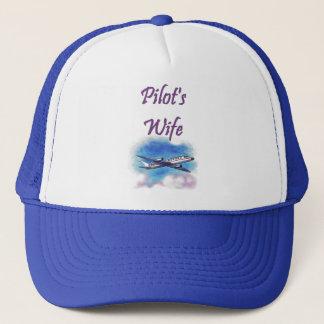 Pilot's Wife Hat