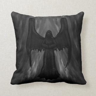pilow gótico oscuro del ángel almohada