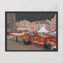 Pilsen - Christmas Market Lights