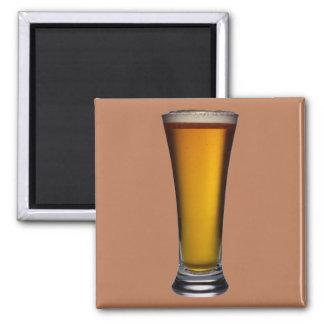 Pilsner 2 Inch Square Magnet