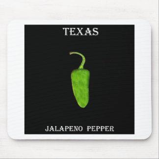 Pimienta 1 .jpg del Jalapeno de Tejas Mousepads