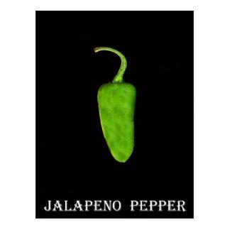Pimienta 1 .jpg del Jalapeno de Tejas Postal