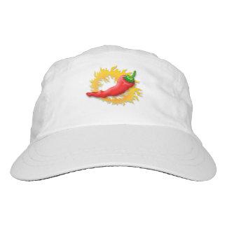 Pimienta con la llama gorra de alto rendimiento