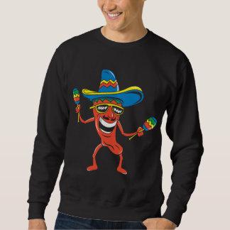 Pimienta de chile mexicana jersey