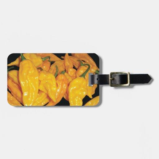 Pimienta de chiles caliente de Fatalii Etiquetas Bolsas