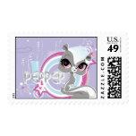 Pimienta en la ciudad grande sellos postales