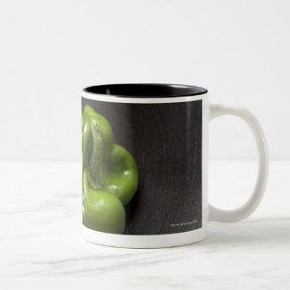 pimienta taza de dos tonos